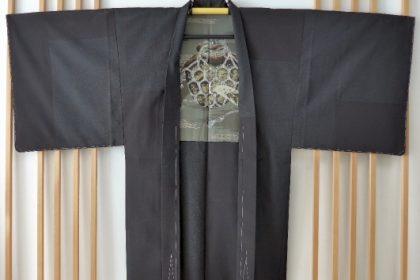 大田区I様 男物 切継ぎの羽織